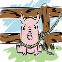Juan Bobo sends the Pig to Mass page 10